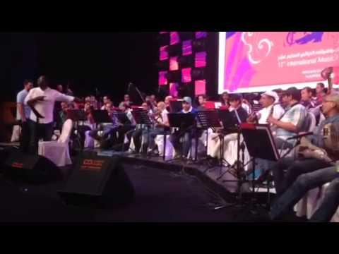 Rehearsal ahlam بروفه موسيقى احلام الحان د.احمد حمدان