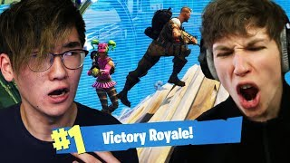 CHINEES EN BELG VORMEN DREAM TEAM!! | Fortnite Battle Royale