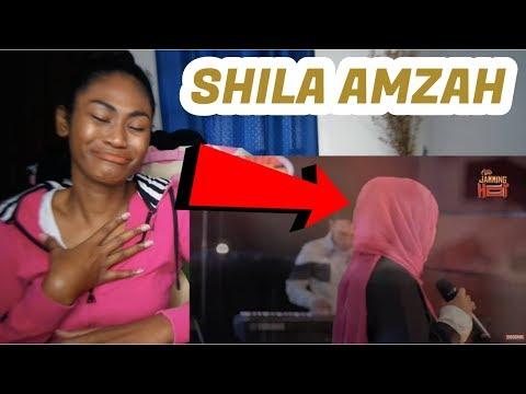 Download SHILA AMZAH - TIADA DIRIMU  LIVE   JAMMING HOT  | Reaction Mp4 baru