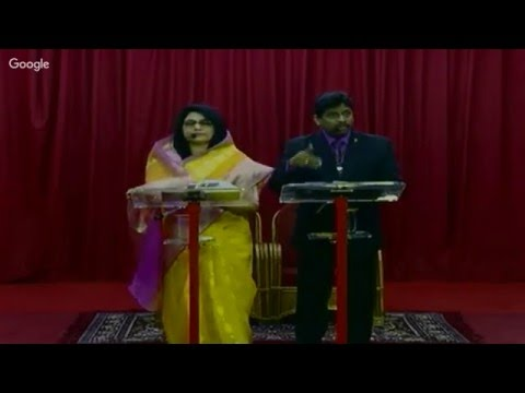 Sunday Main Service 22/05/16 - Be Open to God and his Manifestation Part 8