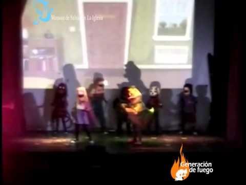 Este Video Es Público. La Fiesta Del Superheroe 2013: el Show De Biper Y Sus Amigos video
