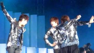 [Fancam] 100406 MBLAQ - Oh yeah! M! Show KING
