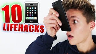 10 iPhone Lifehacks 📱😱