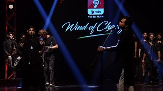 CHAABI MAAIRA - TAPOSH & FRIENDS : ROBI YONDER MUSIC WIND OF CHANGE [ PS:02 ]
