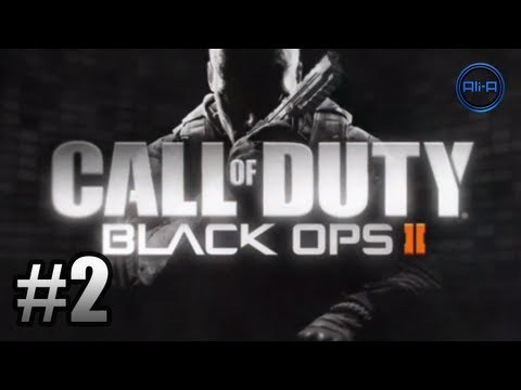 Call of Duty: Black Ops 2 Walkthrough Part 2 - Campaign Mission 2 Gameplay