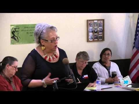 Coastal Bend College trustee debate