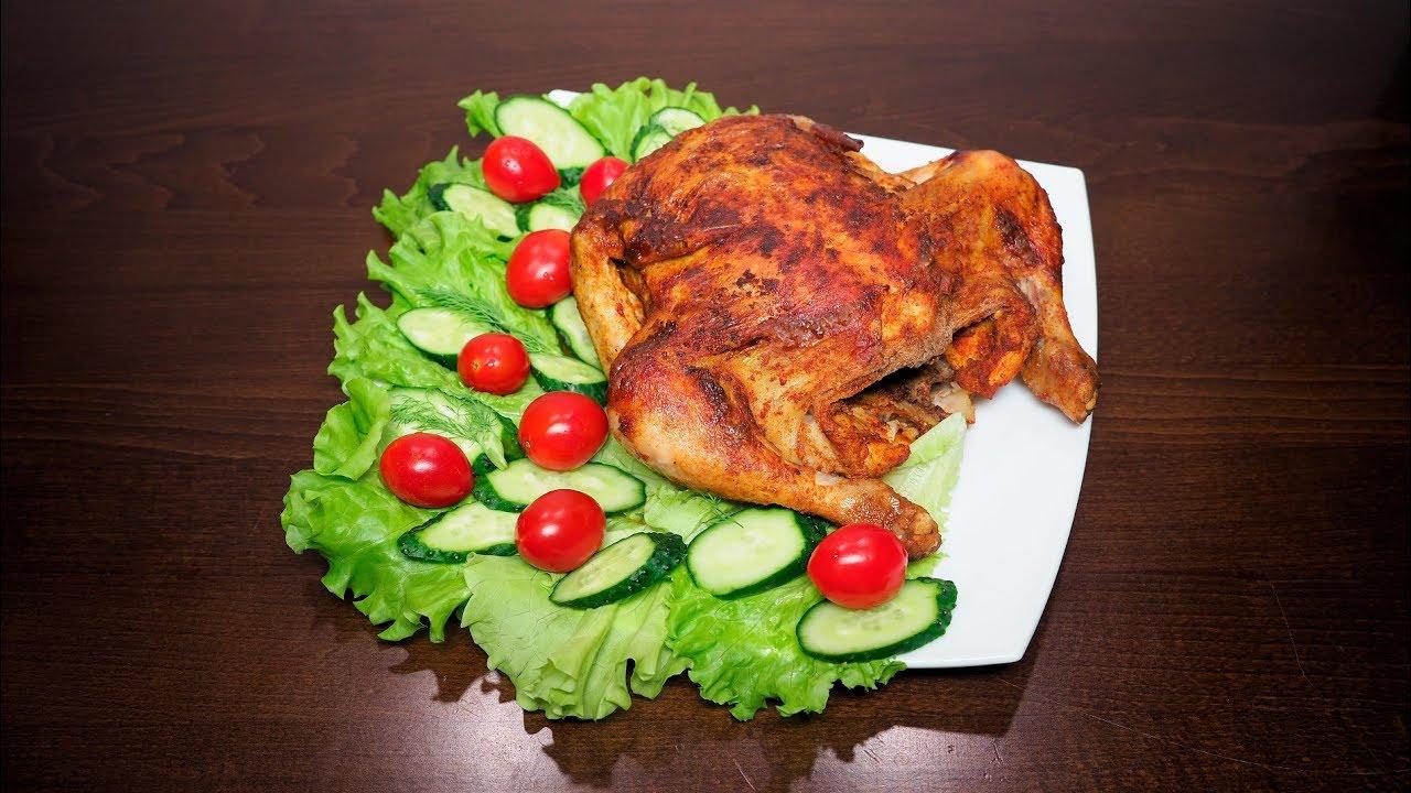 Жареная курица в мультиварке редмонд рецепты с фото