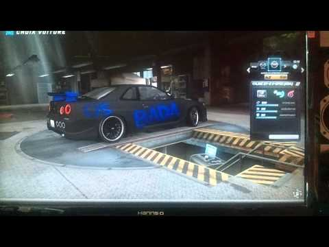nfs world bug 1080 km\h 15 voiture !