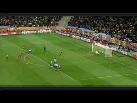 Uruguay Vs Ghana Luis Suarez Handball Asamoah Gyan Penalty