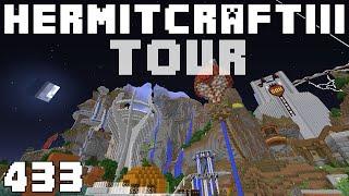 Hermitcraft III 433 Hermit Hills Tour!