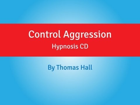 Control Aggression - Hypnosis Cd - By Thomas Hall video