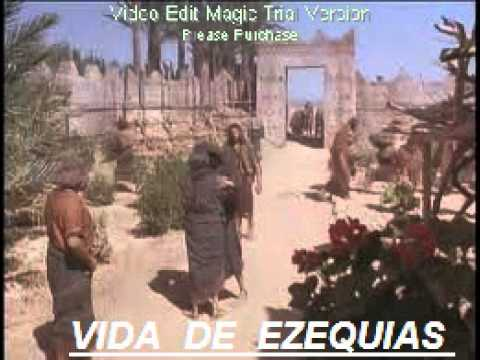087 = VIDA DE EZEQUIAS = PEDRO ALCOCER R  = REUNIONES FAMILIARES CRISTIANAS