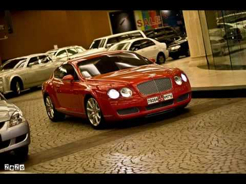 Millioners Garage - Luxury Cars in the Emirates