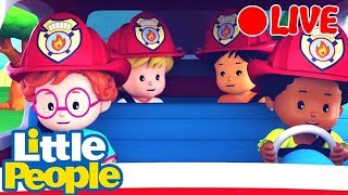 🔴LIVE 🔴Fisher Price Little People ⭐ FULL EPISODES COMPILATION ⭐Full Episodes HD ⭐Cartoons For Kids