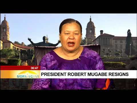 President Robert Mugabe resigns - the way forward for Zimbabwe