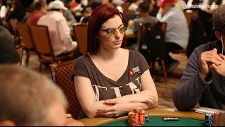 Jen Shahade Trying it to Keep it Light at the Table