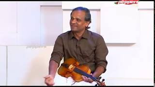 Paa - The Musical Journey |  V. Rajagopalan - Violinist | 08 September 2019