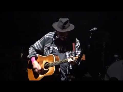 Neil Young + Promise of the Real - Marseille - Dôme le 16 juin 2016