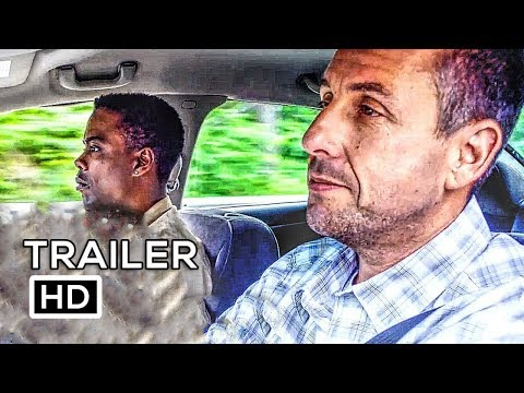 THE WEEK OF Official Trailer (2018) Adam Sandler, Chris Rock Netflix Comedy Movie HD