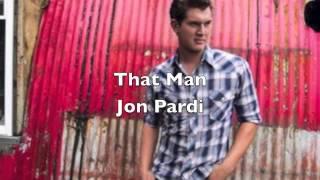 Download Lagu That Man by Jon Pardi Gratis STAFABAND