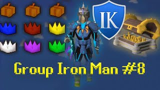 Ikov RSPS | My RoW Doubled an INSANE DROP?! Group Ironman #8 + GIVEAWAY!