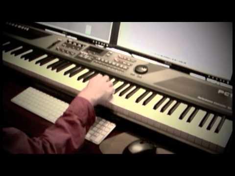 8Dio Adagio Live Demo - Natural Legato w/ Swell
