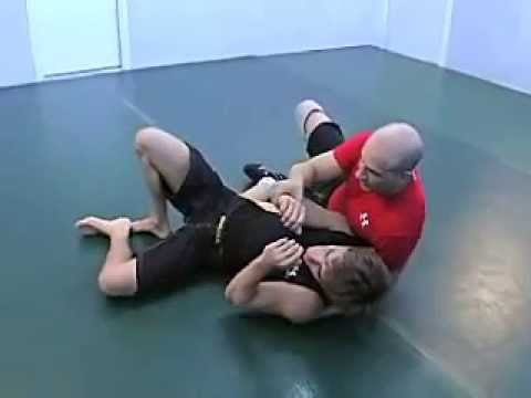 Brazilian Jiu Jitsu Black Belt Techniques - MMA - Attacks from Open Guard Image 1