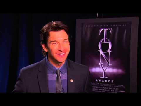 2014 Tony Awards Meet the Nominees: Andy Karl
