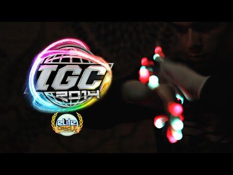 [PM]FML] Cypher - IGC 2014 Glove Light Show [EmazingLights.com]