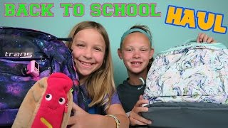 School Supplies Haul 2016! | BACK TO SCHOOL WITH THE GREER GIRLS