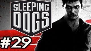 Sleeping Dogs Walkthrough w/Nova Ep.29: BIKES GO DOWN