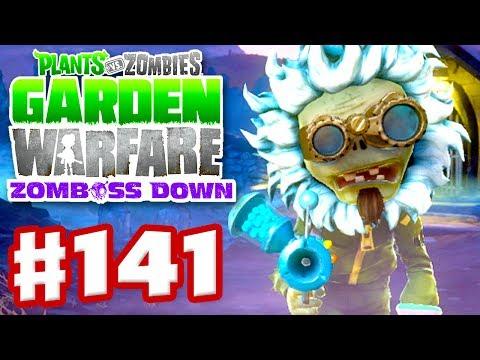 Plants vs. Zombies: Garden Warfare - Gameplay Walkthrough Part 141 - Arctic Trooper (Xbox One)