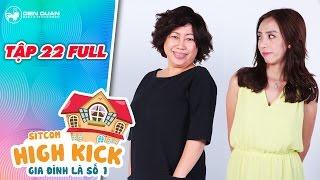 Gia đình là số 1 sitcom   tập 22 full: Thu Trang lần đầu lên tiếng bênh vực mẹ chồng Phi Phụng