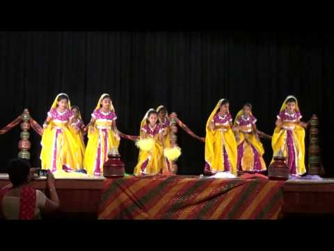 Diwali Dance Performance By Kids For Isw 2012 Diwali Event (indian Society Of Worcester) video