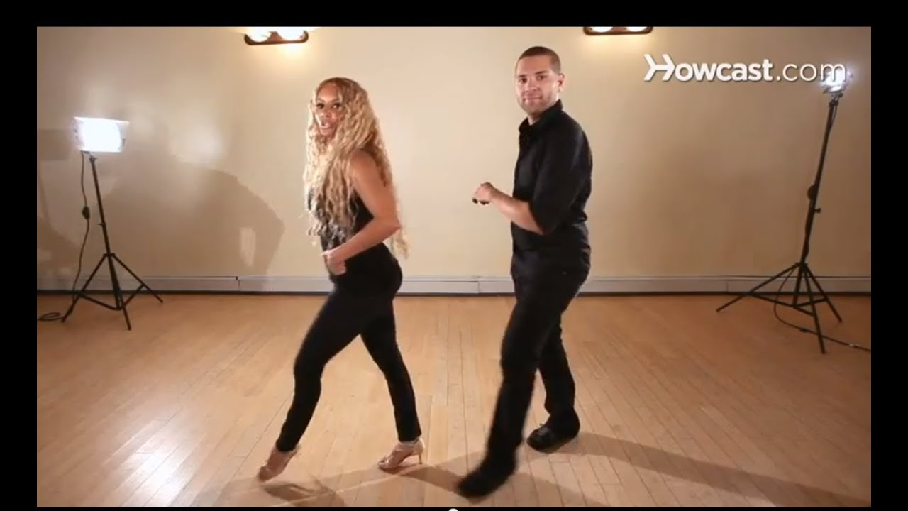 How To Do The Basic Cuban Step Styled