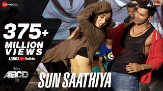 Sun Saathiya Full Video | Disney's ABCD 2 | Varun Dhawan Shraddha Kapoor | Sachin Jigar | love song