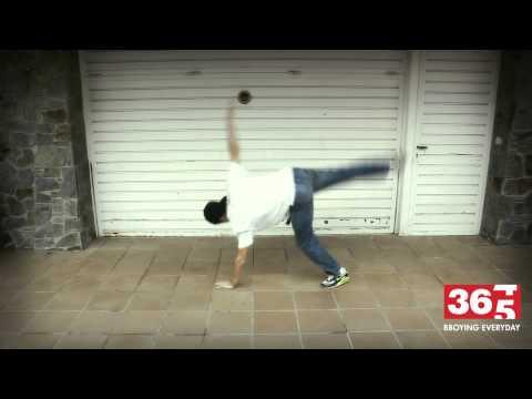 Tutorial - Entrada Powermove  (break Dance) video
