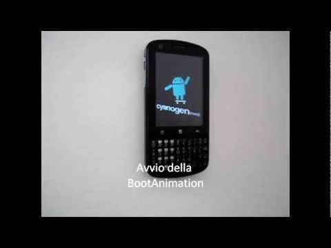 CyanogenMod 7 Unofficial per Onda TQ150 [by vio45]