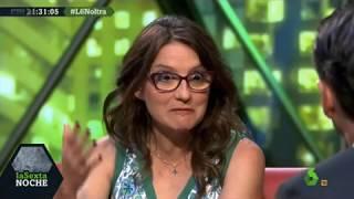 Moció de censura, centres de menors, accident del metro. Entrevista Mónica OItra - Sexta Noche