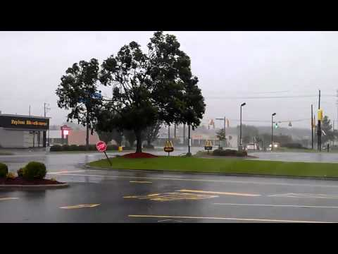 Hurricane irene greenville north carolina
