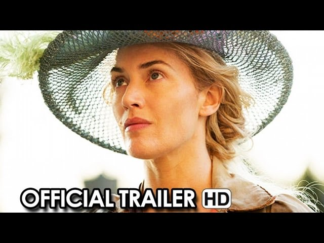 A Little Chaos Official Trailer #1 (2015) - Kate Winslet Movie HD