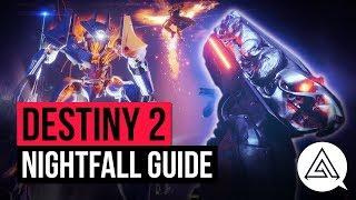 DESTINY 2 | Inverted Spire Nightfall Guide & Easy Rat King