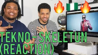 Tekno - Skeletun (Reaction)