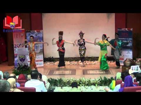 Tarian Tradisional Malaysia - Ietc 2013 video