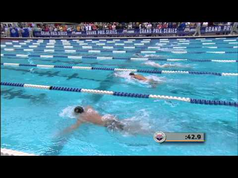 Men&#039;s 100m Breaststroke A Final.TS
