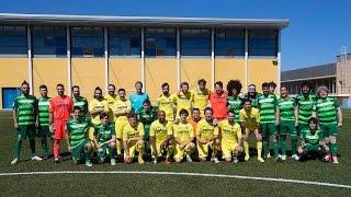 Fútbol, música y solidaridad