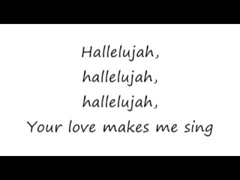 Brian Doerksen - Hallelujah Your Love Is Amazing