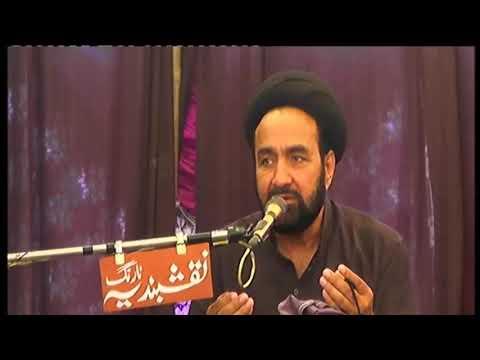 Agha Ali Hussain Qummi at Bhera(Jalsa Zakir Ghulam Jafar Tayyar) 26Safar 2019