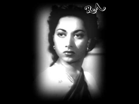 Film Moti Mahal 1952 Kismat ne hamein rone ke liye Singer(Suraiya...