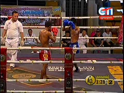 CTN Boxing, Hnam Lory VS Song Kung, 24-Aug-2014, Round 02